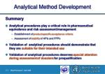 analytical method development50