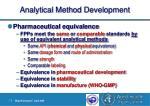 analytical method development7