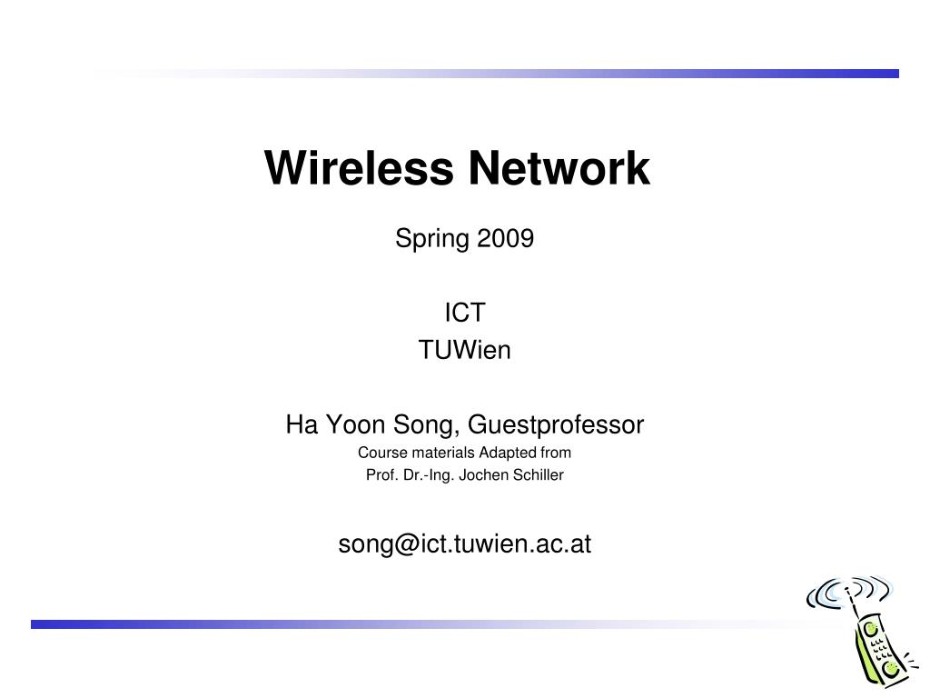 wireless network l.