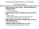 national discussion on code enforcement27