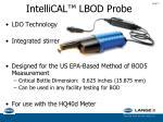 intellical lbod probe