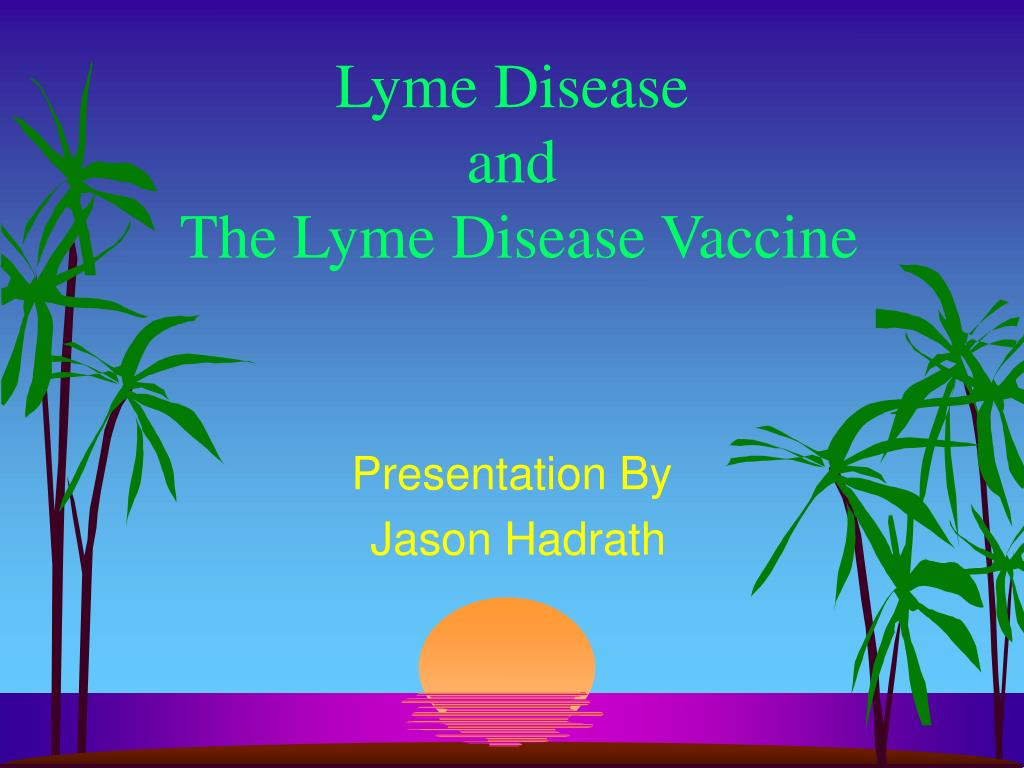 lyme disease and the lyme disease vaccine l.