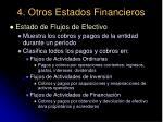 4 otros estados financieros
