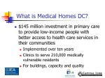 what is medical homes dc