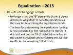 equalization 201326