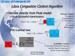 libra congestion control algorithm