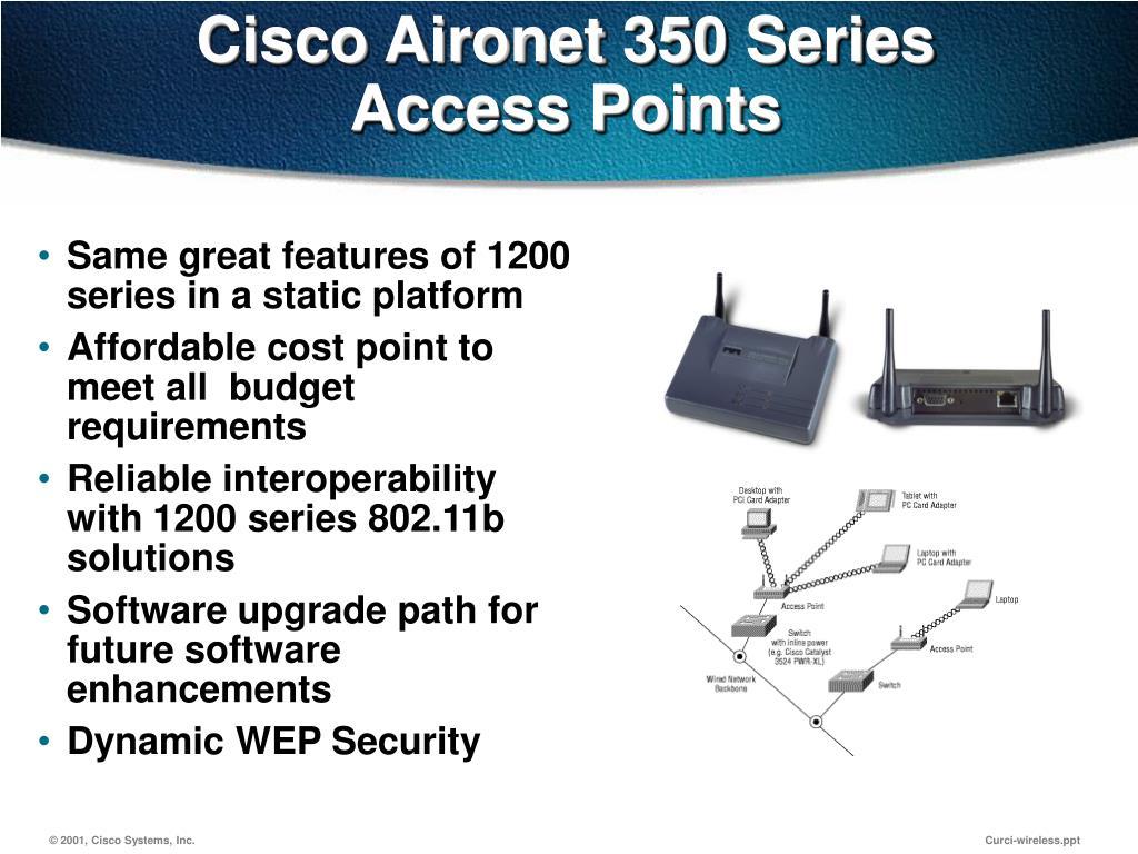 Cisco Aironet 350 Series