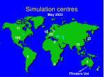 simulation centres