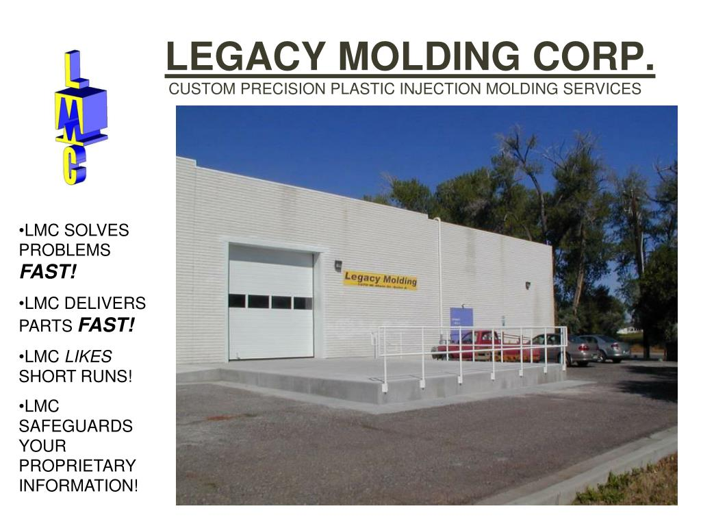 legacy molding corp custom precision plastic injection molding services l.