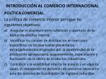 introducci n al comercio internacional6