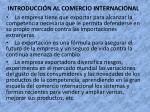 introducci n al comercio internacional8
