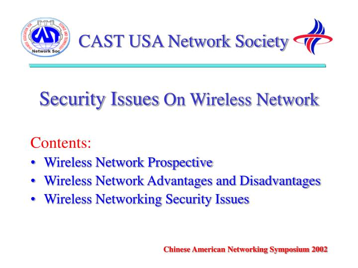 Cast usa network society2