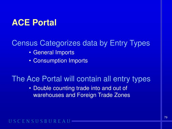 ACE Portal