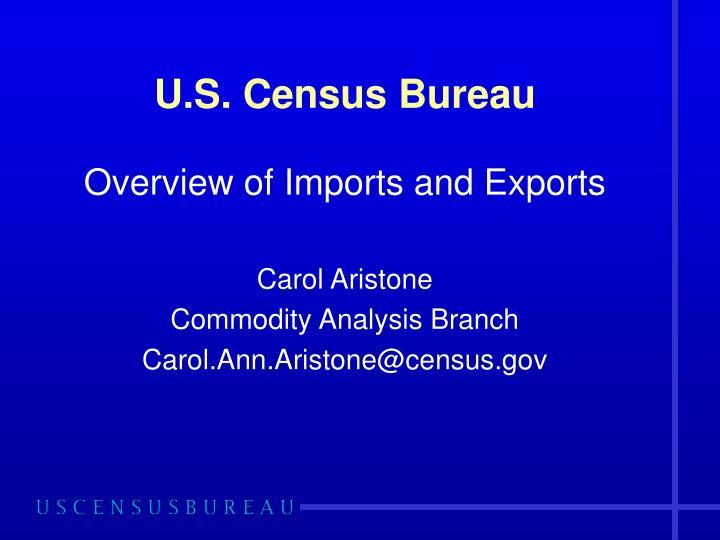 U s census bureau1
