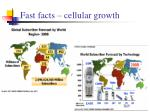 fast facts cellular growth