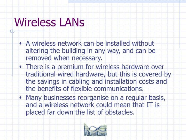 Wireless lans3