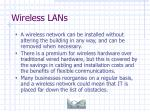 wireless lans3