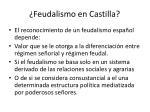 feudalismo en castilla11