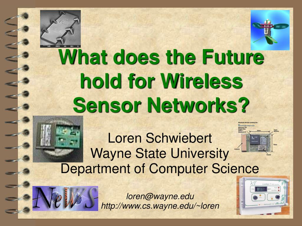what does the future hold for wireless sensor networks l.