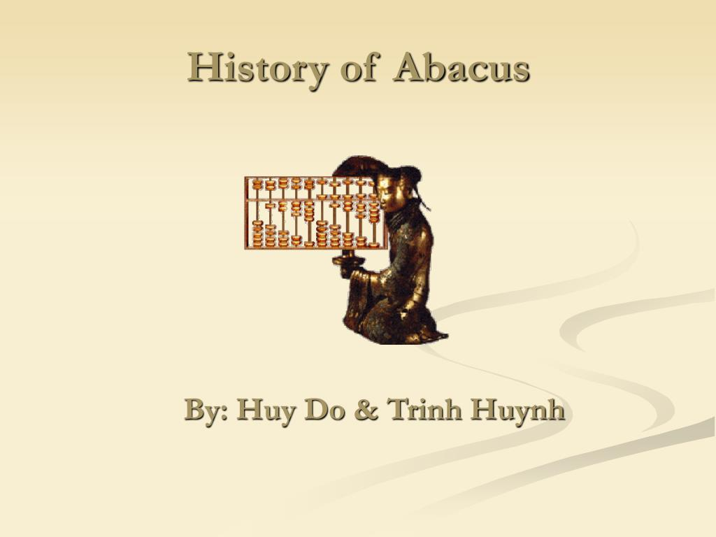 history of abacus l.