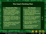 the court packing plan