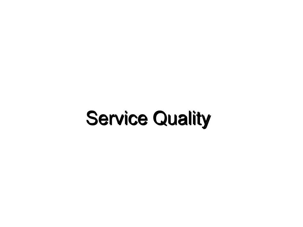 service quality l.