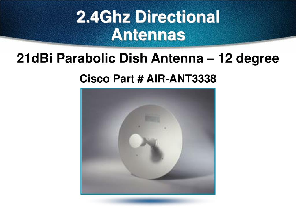 2.4Ghz Directional