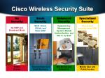 cisco wireless security suite