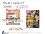 why do a makeover1
