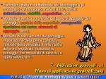 7 indicazioni generali piano di applicazione generalizzata