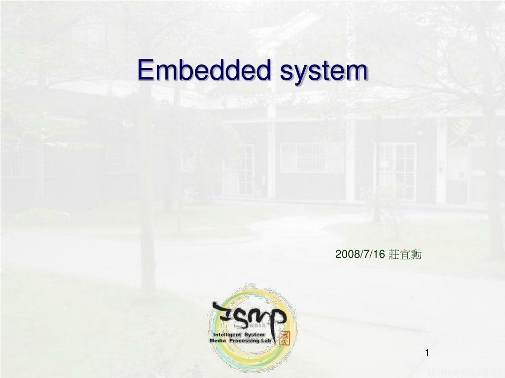 embedded system l.