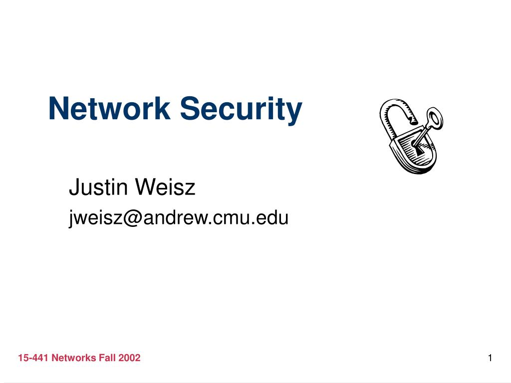 network security l.