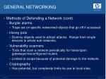 general networking21