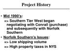 project history2