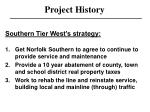 project history4