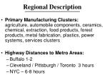 regional description1