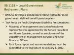 sb 1128 local government retirement plans9