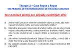 thorpe lj case payne v payne the principle of the paramountcy of the child s welfare