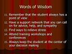 words of wisdom21