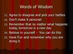 words of wisdom23