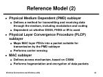 reference model 2