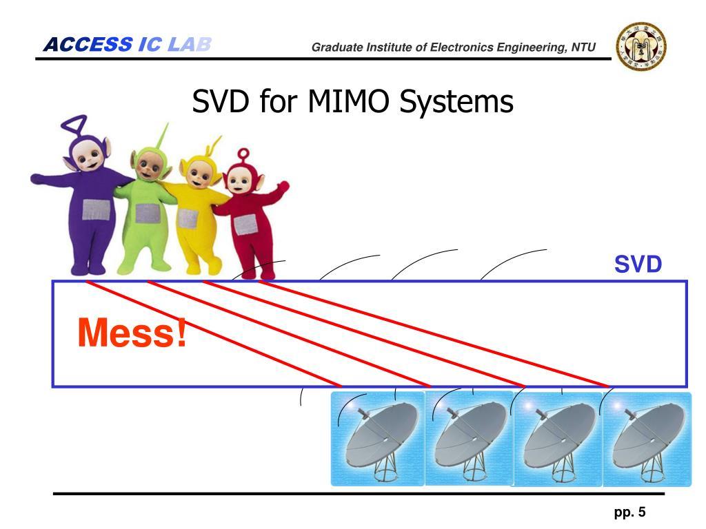 PPT - Singular Value Decomposition PowerPoint Presentation