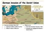 german invasion of the soviet union1