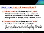 detection how is it accomplished21