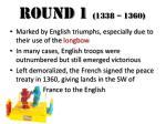 round 1 1338 1360