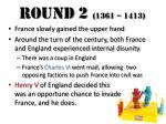 round 2 1361 1413