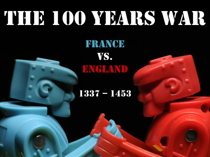 the 100 years war n.