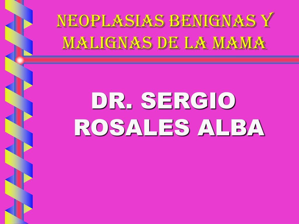 neoplasias benignas y malignas de la mama l.