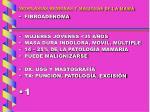 neoplasias benignas y malignas de la mama21