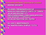 neoplasias benignas y malignas de la mama25
